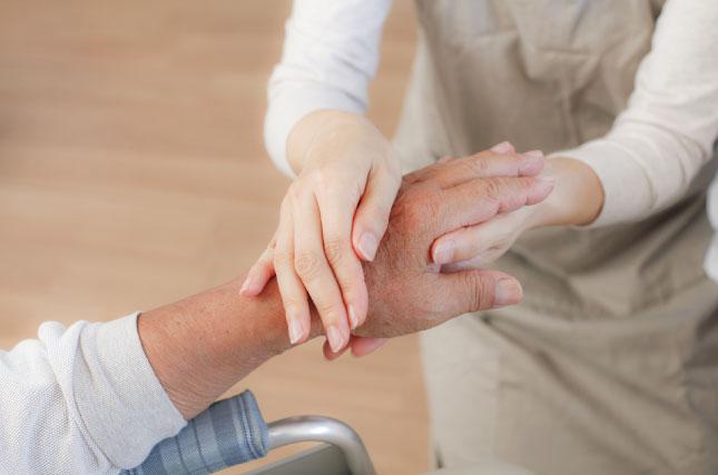 介護福祉事業のイメージ
